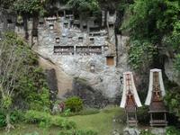 Gräber der Toraja