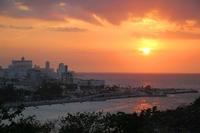 Sonnenuntergang Havanna