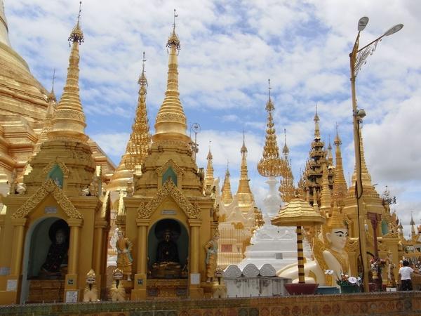 Myanmar mit Kindern, 15 Tage