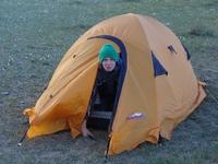 Zeltreisen Camping Visual