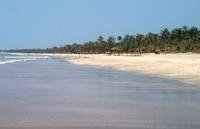 Myanmar Ngwe Saung Strand