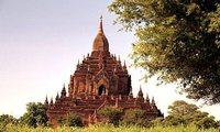 Myanmar Bagan Tempel Pagode