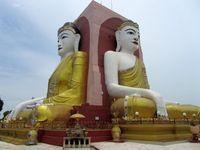 Myanmar Bago Kyikpun Pagode