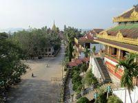 Myanmar Malawyine Stadt