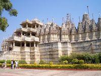 Indien Ranakpur Jaintempel