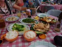 Malaysia Borneo Küche