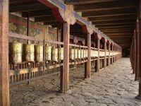 Tibet Tsetang Samye-Kloster