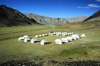 Sarchu Zeltcamp