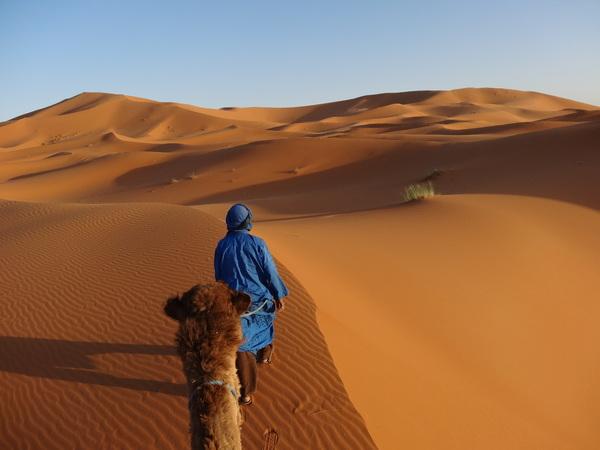 Marokko mit Kindern, 8 Tage