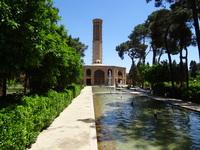 Iran, Yazd, Windturm