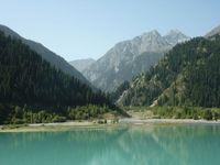 Kolsai Seen, Kasachstan
