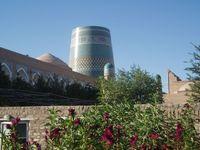Chiwa, Kalta Minar, Usbekistan