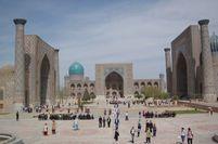 UZ_Samarkand Registan_Djoser NL Internetseite