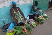Straßenleben Cayenne