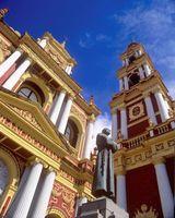 San Fransisco Kirche in Salta