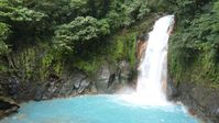 Rio Celeste im Vulkan Tenorio Nationalpark