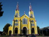 Castro auf Chiloé