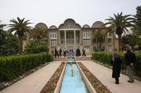 Gartenanlage, Shiraz - Iran