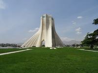 IR_Freiheitsturm Teheran Iran