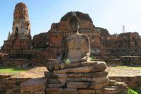 Ayutthaya, Archäologischer Park, Thailand