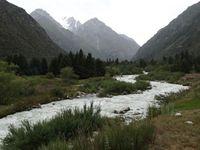 Al Artscha-Nationalpark, Kirgistan