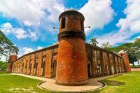 Bagerhat Moschee Bangladesch