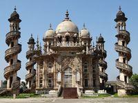 IN_Junagadh_Mausoleum Mahabat Maqbara_ES_FOC