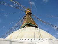 Boudnath Stupa, Kathmandu, Nepal