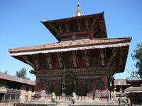Changu Narayan Tempel, Nepal