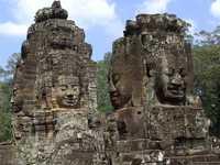 Thom Bayon Tempel, Angkor