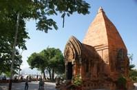 Po Nagar Cham-Türme bei Nha Trang