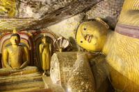 Höhlenkloster von Dambulla