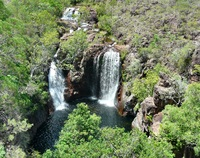 Wasserfälle im Kakadu NP