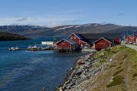 Fjordlandschaft, Norwegen