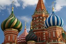 Djoser Reisen_Moskau_Basilius Kathedrale