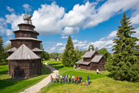 Weliki Nowgorod_Freilichtmuseum
