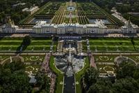 Gärten des Peterhofs