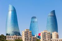 Flame Towers Baku_Djoser Reisen