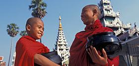 Rundreise Myanmar mit Kindern, 21 Tage