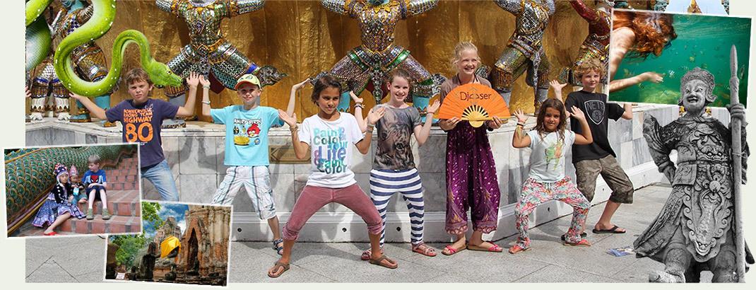 Thailand, 15 Tage