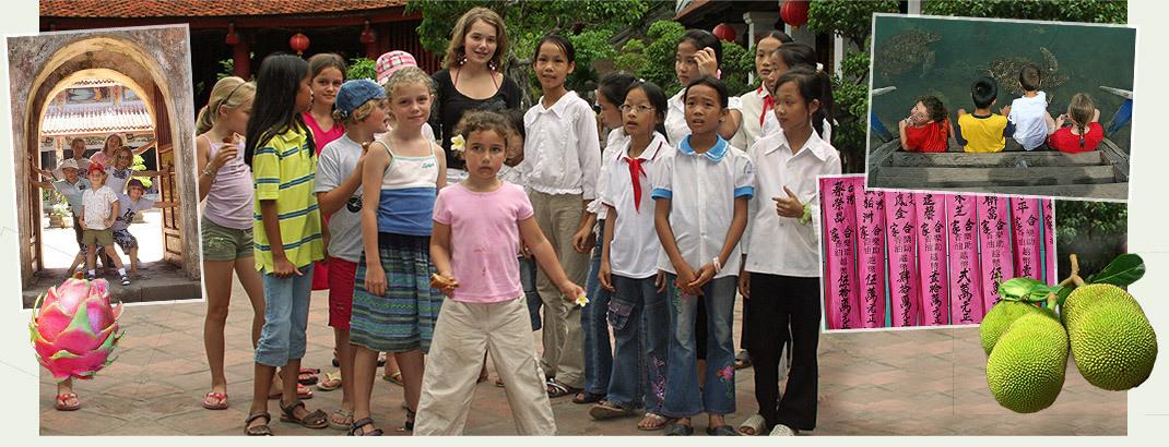 Vietnam, 15 Tage