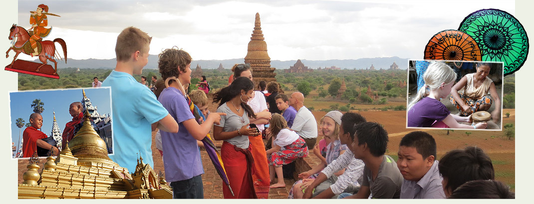 Myanmar 21 Tage