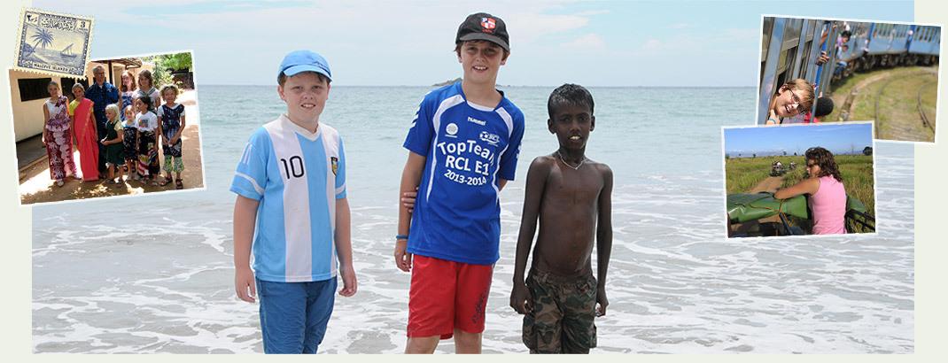 Sri Lanka & Malediven, 21 Tage