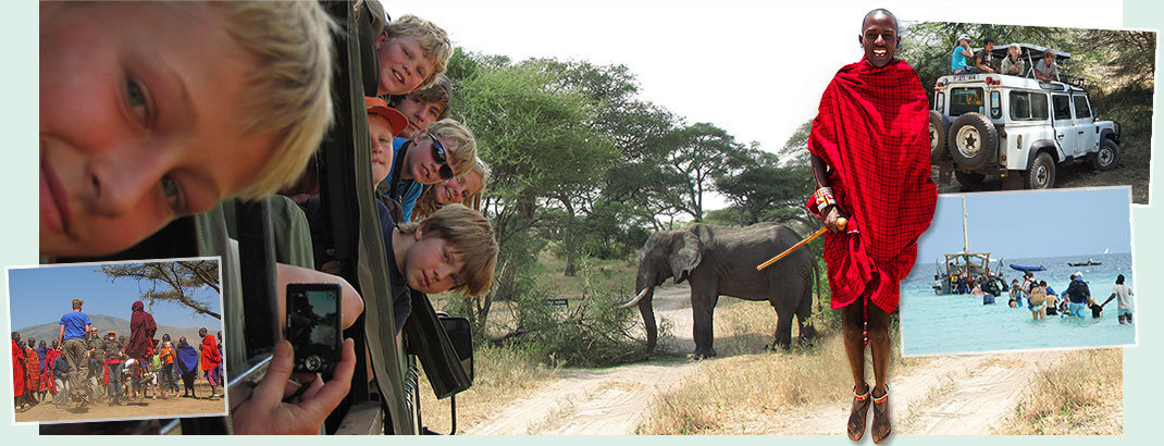Tansania & Sansibar, 21 Tage