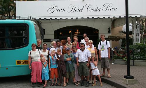 Costa Rica mit Kindern, 15 Tage