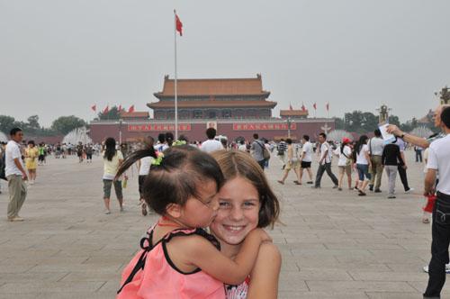 China mit Kindern, 23 Tage