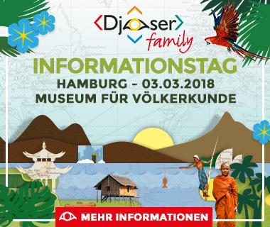 Djoser Informationstag am 03.03.18 in Hamburg