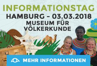 Djoser Informationstag am 03.03.18 in Hamburg